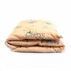 Шерстяное стеганное одеяло Вилюта