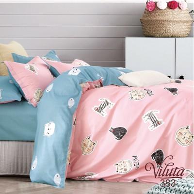 Детское постельное белье сатин-твил 383