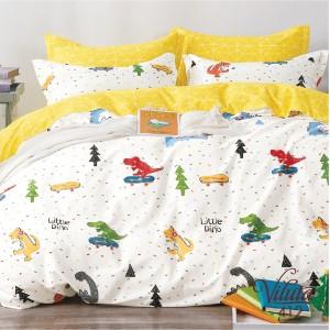 Детское постельное белье сатин-твил 412