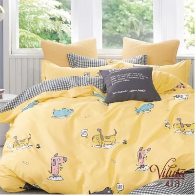 Детское постельное белье сатин-твил 413