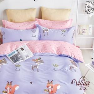 Детское постельное белье сатин-твил 418