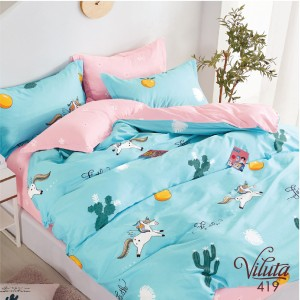 Детское постельное белье сатин-твил 419