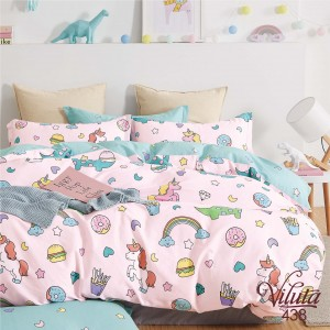 Детское постельное белье сатин-твил 438