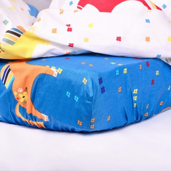 Детское постельное белье сатин-твил 454