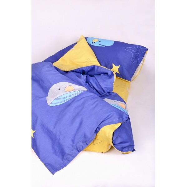 Детское постельное белье сатин-твил 455