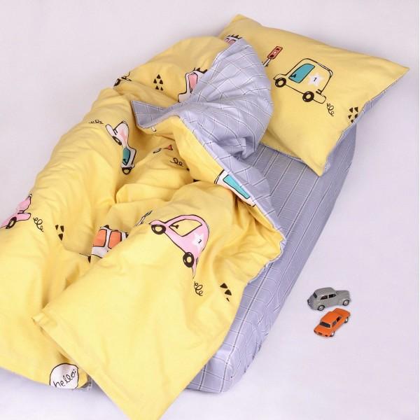 Детское постельное белье сатин-твил 456