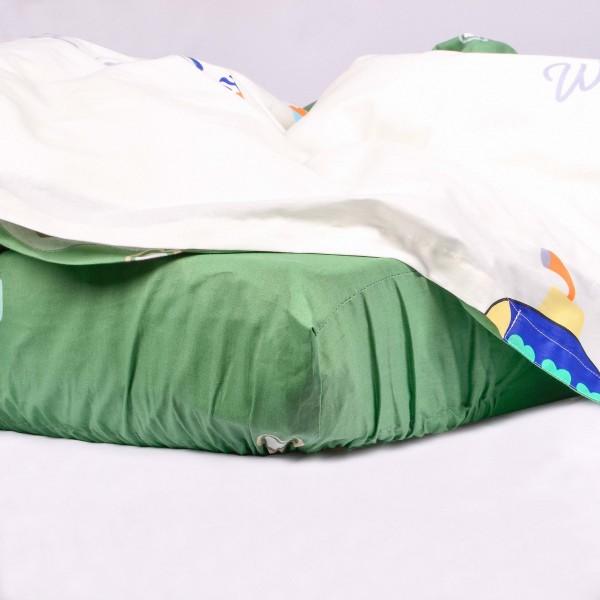 Детское постельное белье сатин-твил 458