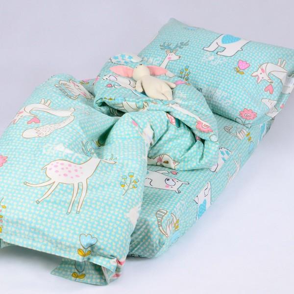 Детское постельное белье сатин-твил 461