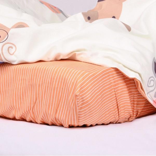 Детское постельное белье сатин-твил 467