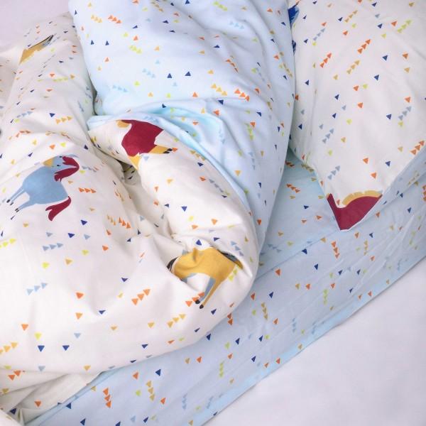 Детское постельное белье сатин-твил 468