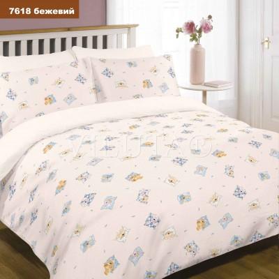 Детское постельное белье  Вилюта 7618  бежевый