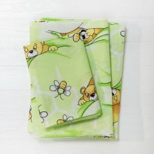 Детское постельное белье  Вилюта 7823 зеленый