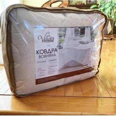 Одеяло шерстяное стеганое Comfort Вилюта