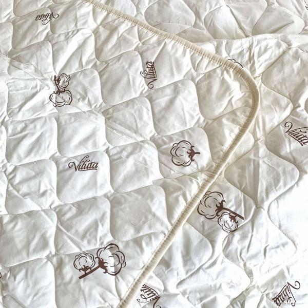Одеяло стеганное хлопковое Вилюта