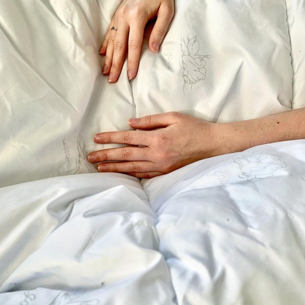Одеяло стеганое Лебяжий пух Soft Вилюта