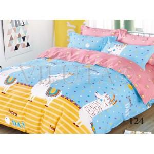 Подростковое постельное белье сатин-твил