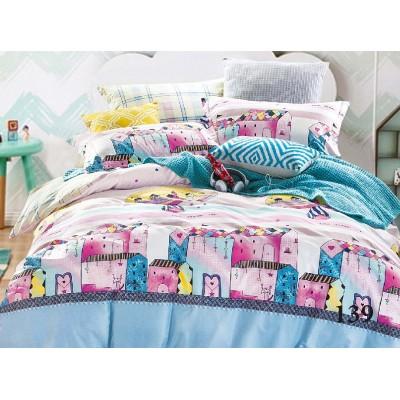 Подростковое постельное белье сатин-твил 139