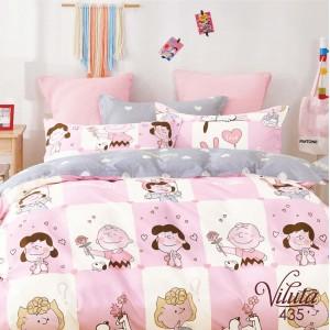 Подростковое постельное белье сатин-твил 435