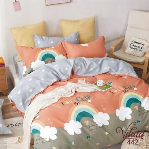 Подростковое постельное белье сатин-твил 442