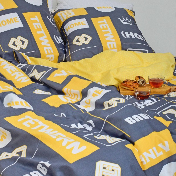 Подростковое постельное белье сатин-твил 540