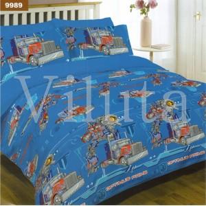 Подростковое постельное белье бязь-ранфорс Вилюта Трансформеры