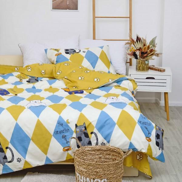 Подростковое постельное белье сатин-твил 532