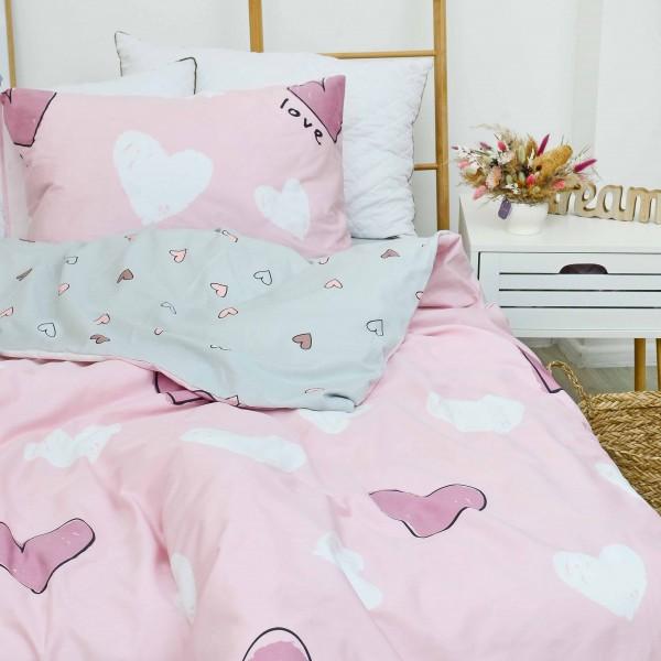Подростковое постельное белье сатин-твил 533