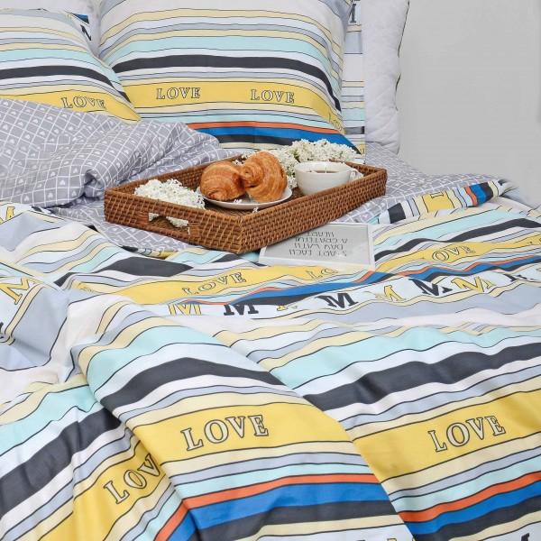 Подростковое постельное белье сатин-твил 535