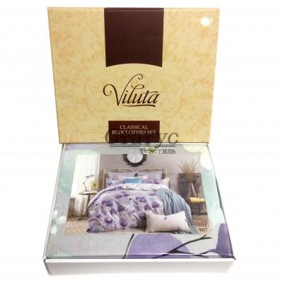 Постельное белье Сатин-Твил Вилюта 907