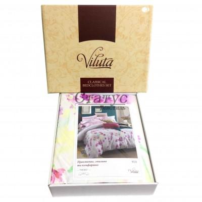 Постельное белье Сатин-Твил Вилюта 910