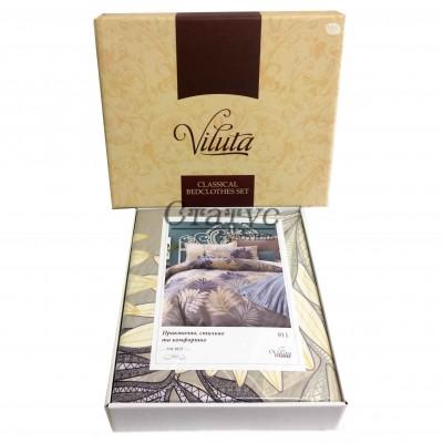 Постельное белье Сатин-Твил Вилюта 911