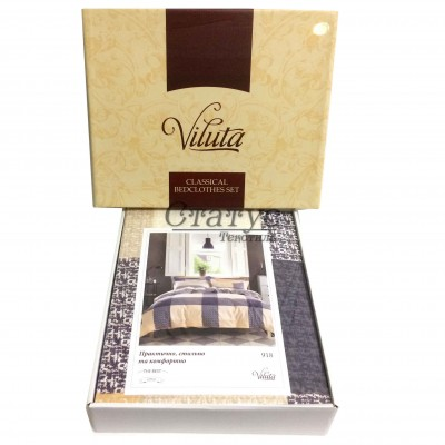 Постельное белье Сатин-Твил Вилюта 918